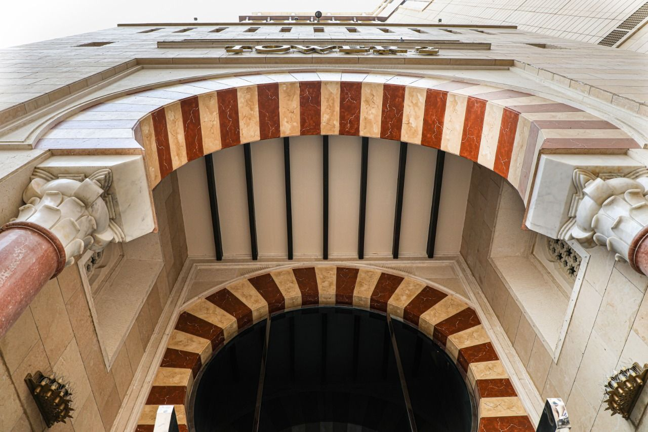 Andalusian Arch Anjum Hotel Makkah Hotel Luxury Hotel