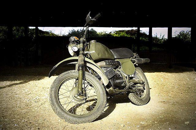 Мотоцикл угодил в ДТП