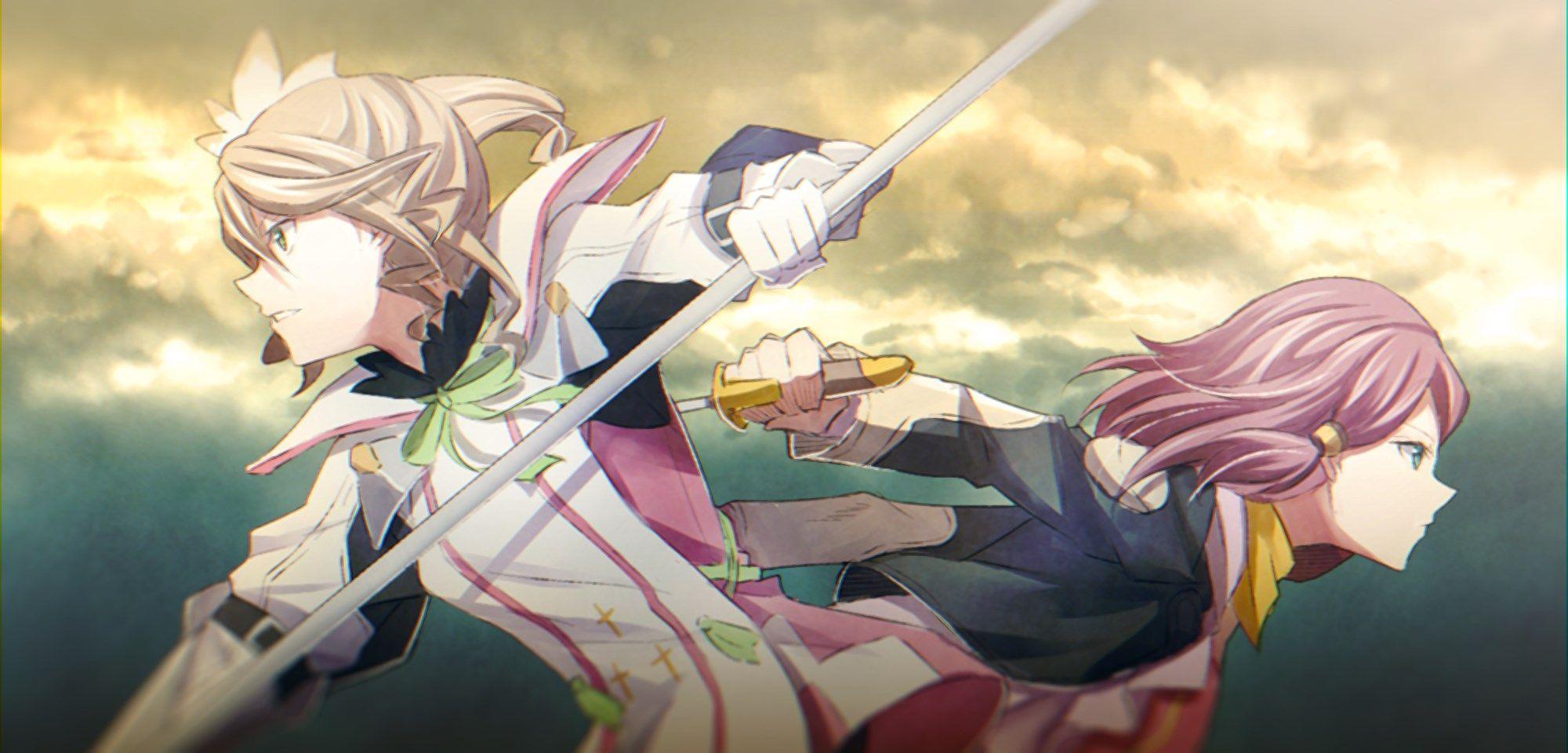 Tales Of Zestiria Anime Imagens Full Hd Arte De Paisagens