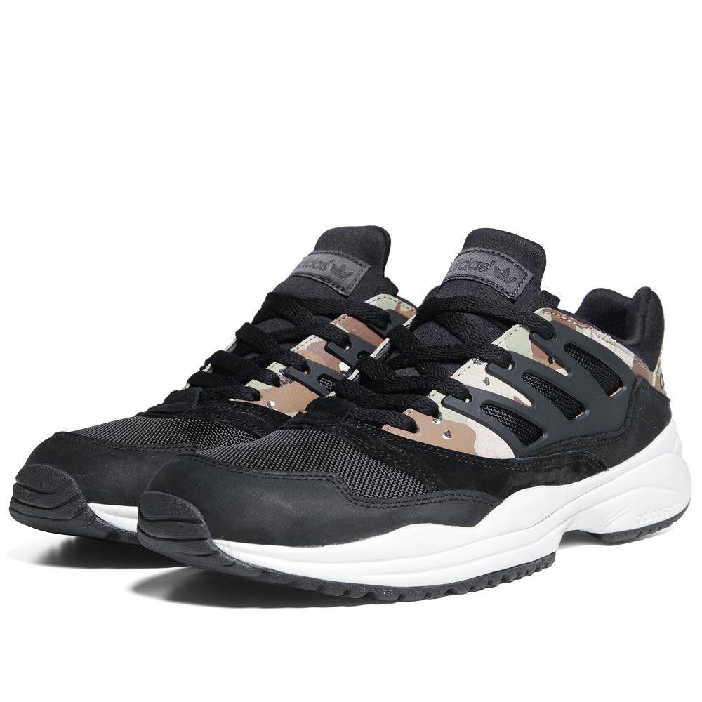 f62264bbbbf6 Adidas Torsion Allegra X (Black   White Vapour)