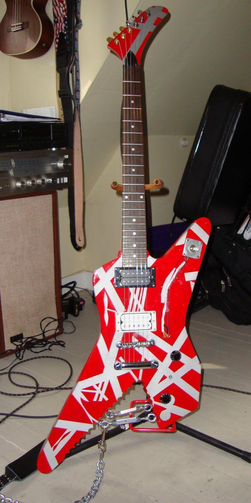 eddie van halen rock legends cool guitar [ 798 x 1600 Pixel ]