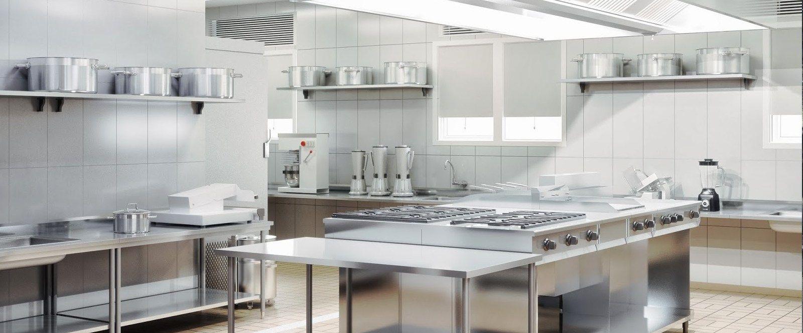 Como Montar Uma Cozinha Industrial Blog Zanotti Refrigera O