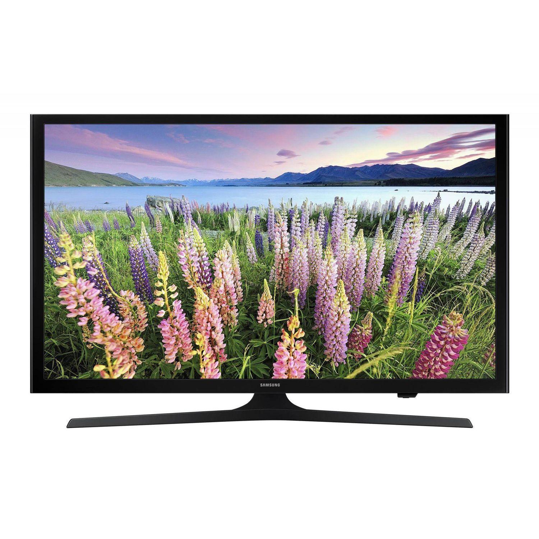 Samsung Un43j5200 Rb Refurbished 43 In 1080p Smart Led Tv Smart Tv Lcd Television Led Tv