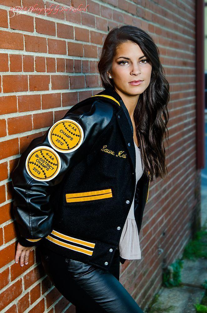 Varsity Letterman Jacket  Picture Perfect    Varsity