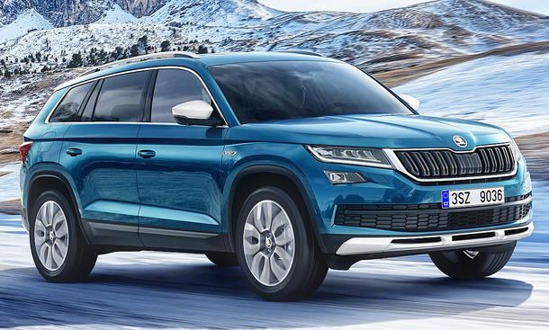 skoda kodiaq scout 2017 preis offroad sports cars and cars. Black Bedroom Furniture Sets. Home Design Ideas