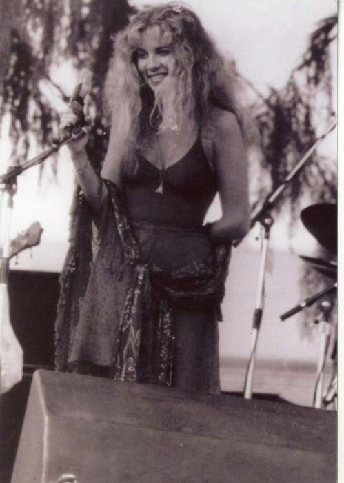 Stevie Nicks...one of my fav songwriters.