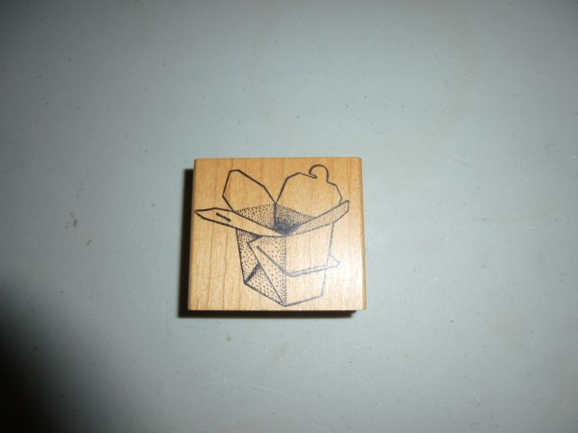 Rubber Stamp Container Projects