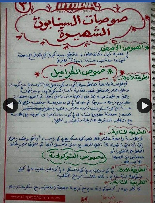 صوصات السينابون الشهيرة Cookout Food Arabic Food Yummy Food Dessert