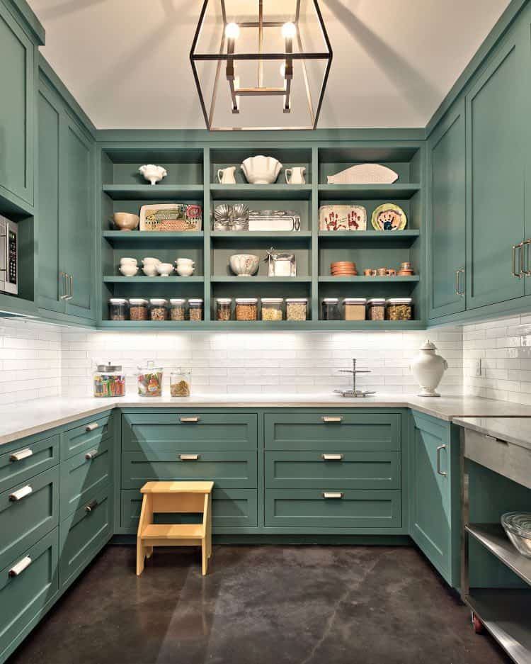 The 10 Best Butler's Pantries and Why You Need to Have One - Color Concierge