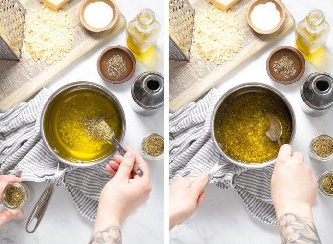 Olive Oil & Balsamic Vinegar Bread Dip | Recipe (With ...