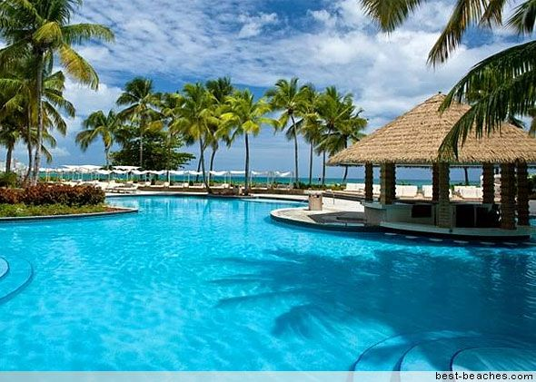 Puerto Rico Beach Hotels Paradise Places Id Like To Visit In San Juan On The Beachfront