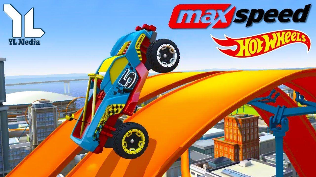 Hot Wheels Race Off Dawgzilla Max Speed Level 1 Racing Cars
