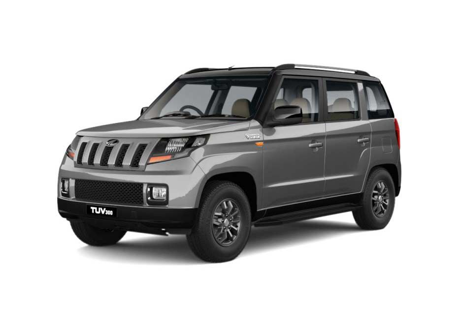 Entire Mahindra Tuv300 Range Now Powered By Mhawk100 Engine