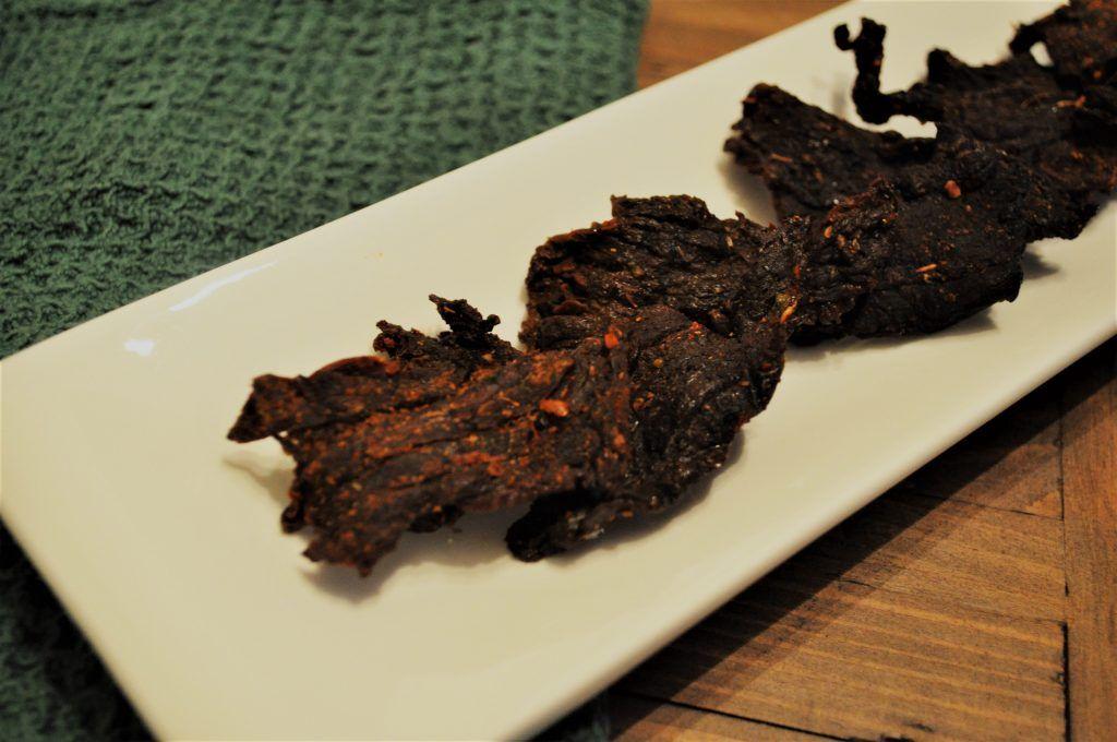 Smoked Cajun Beef Jerky Recipe Bradley Smokers North America Jerky Recipes Beef Jerky Recipes Cajun Beef Jerky Recipe