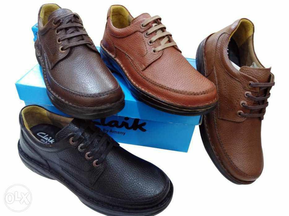 حذاء طبي كلاركس هاي كوبي مريح جدا Dress Shoes Men Oxford Shoes Dress Shoes