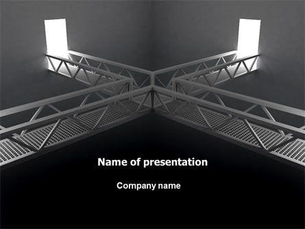 http://www.pptstar.com/powerpoint/template/two-ways/ Two Ways Presentation Template