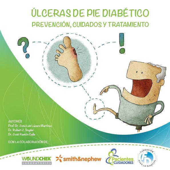 Nueva guía: Úlceras de Pie Diabético: prevención, cuidado y ...