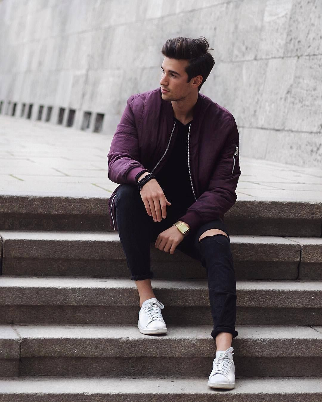 Pin by vincent be on love bomber jacket style pinterest menus