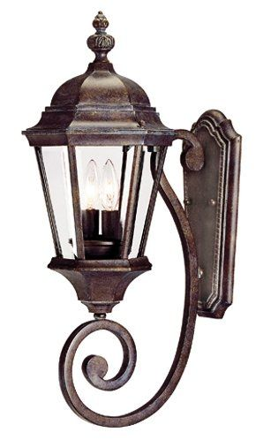 Wakefield 2-Light Outdoor Sconce