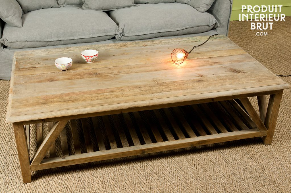 Table Basse Upper