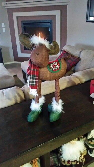 Pier 1 Christmas moose Christmas decorations Pinterest Moose - moose christmas decorations