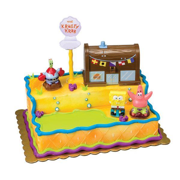 Spongebob Krusty Krab Signature Spongebob Birthday Party Food Spongebob Birthday Party Spongebob Birthday