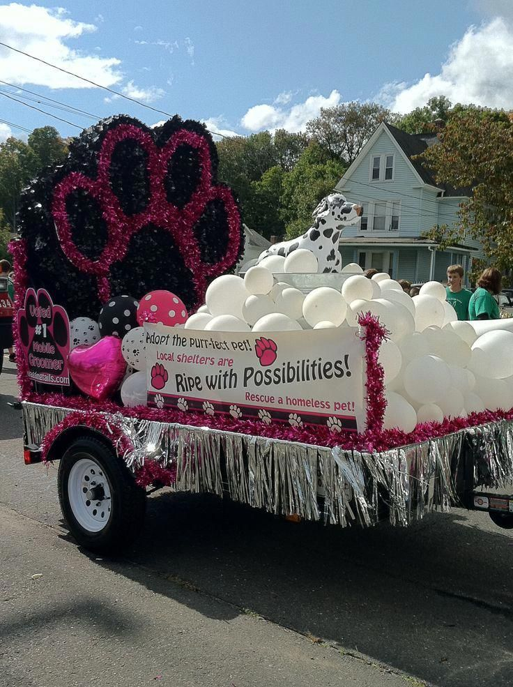 Pin by Connie Miller on Cheer Christmas parade floats