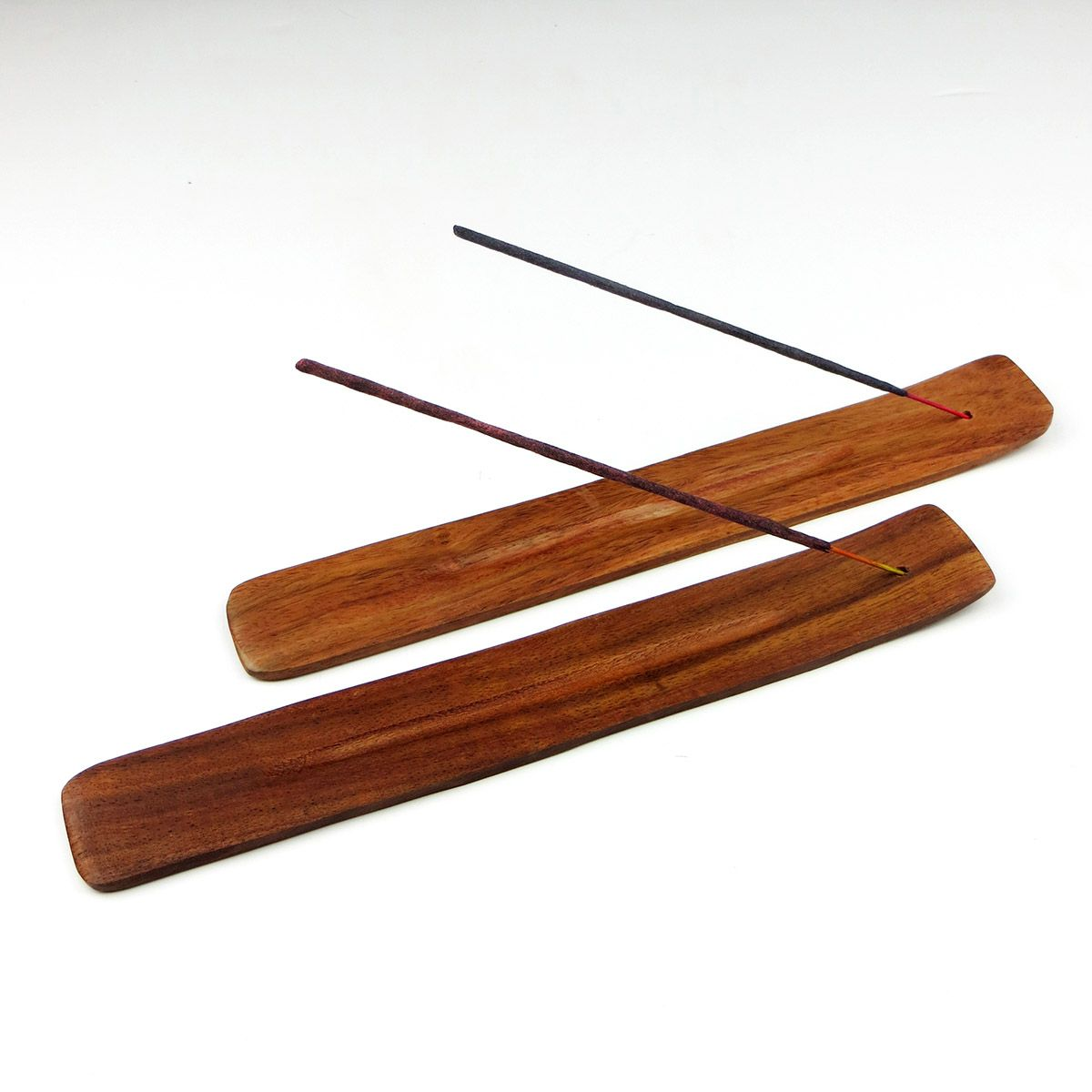 Handmade Plain Wood Incense Stick Holder Basic Ash Catcher For The Daily Buddha Cheap Enough To Have A Incense Sticks Holder Incense Sticks Nature Design