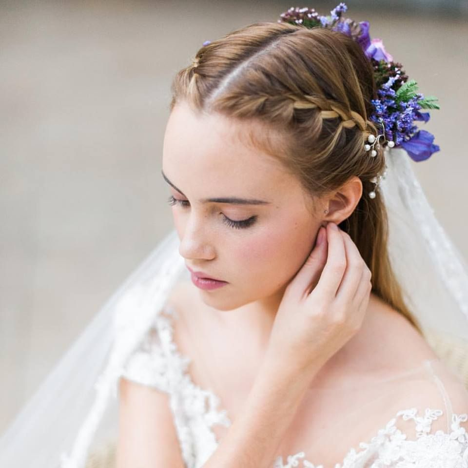 bridal hair by tori harris makeup and hair | wedding hair