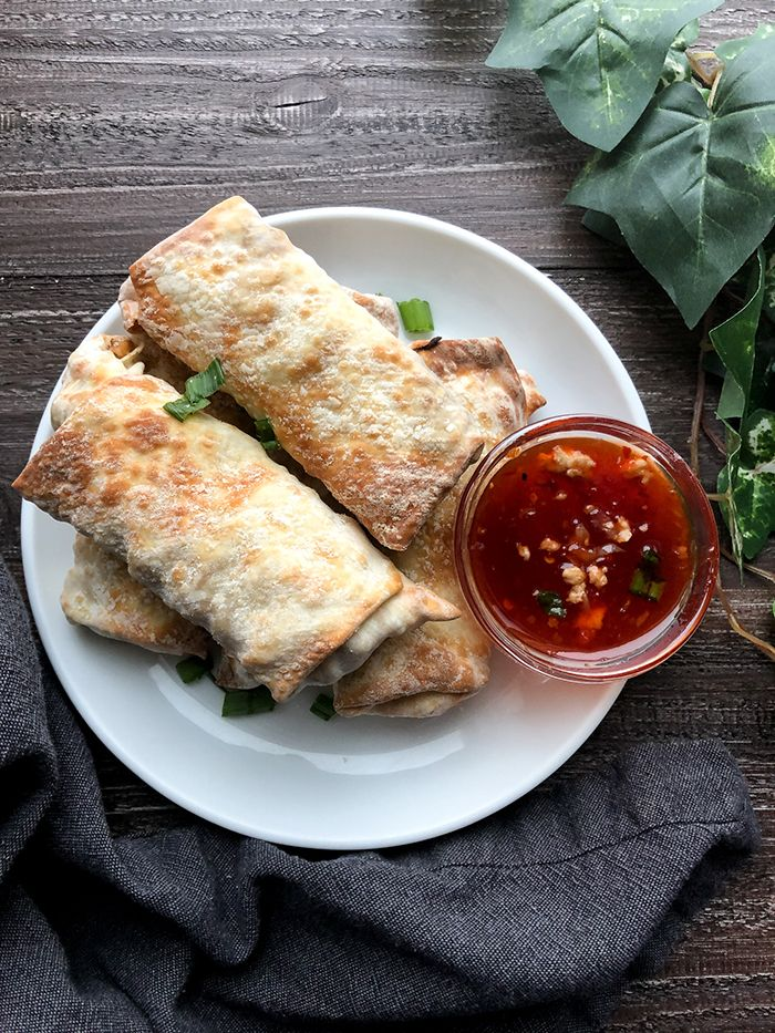Air Fryer Egg Rolls Recipe Diaries Egg roll recipes