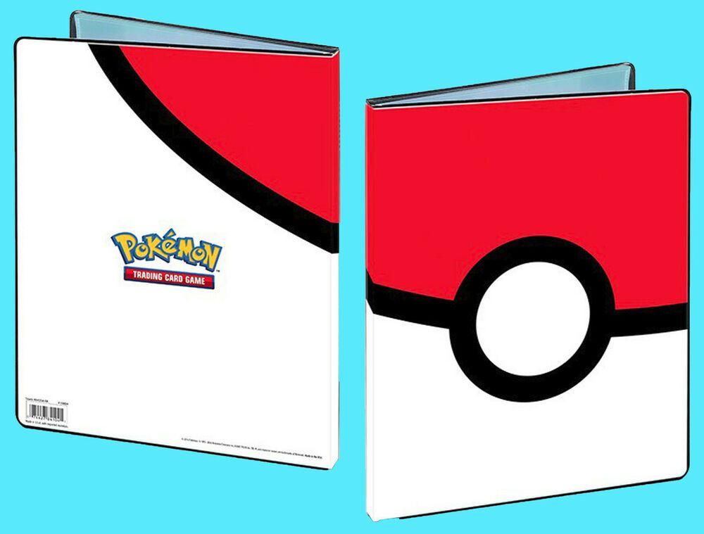 Holds 90-180 cards New Sealed Pokemon TCG 9 Pocket Portfolio Pikachu Ultra Pro