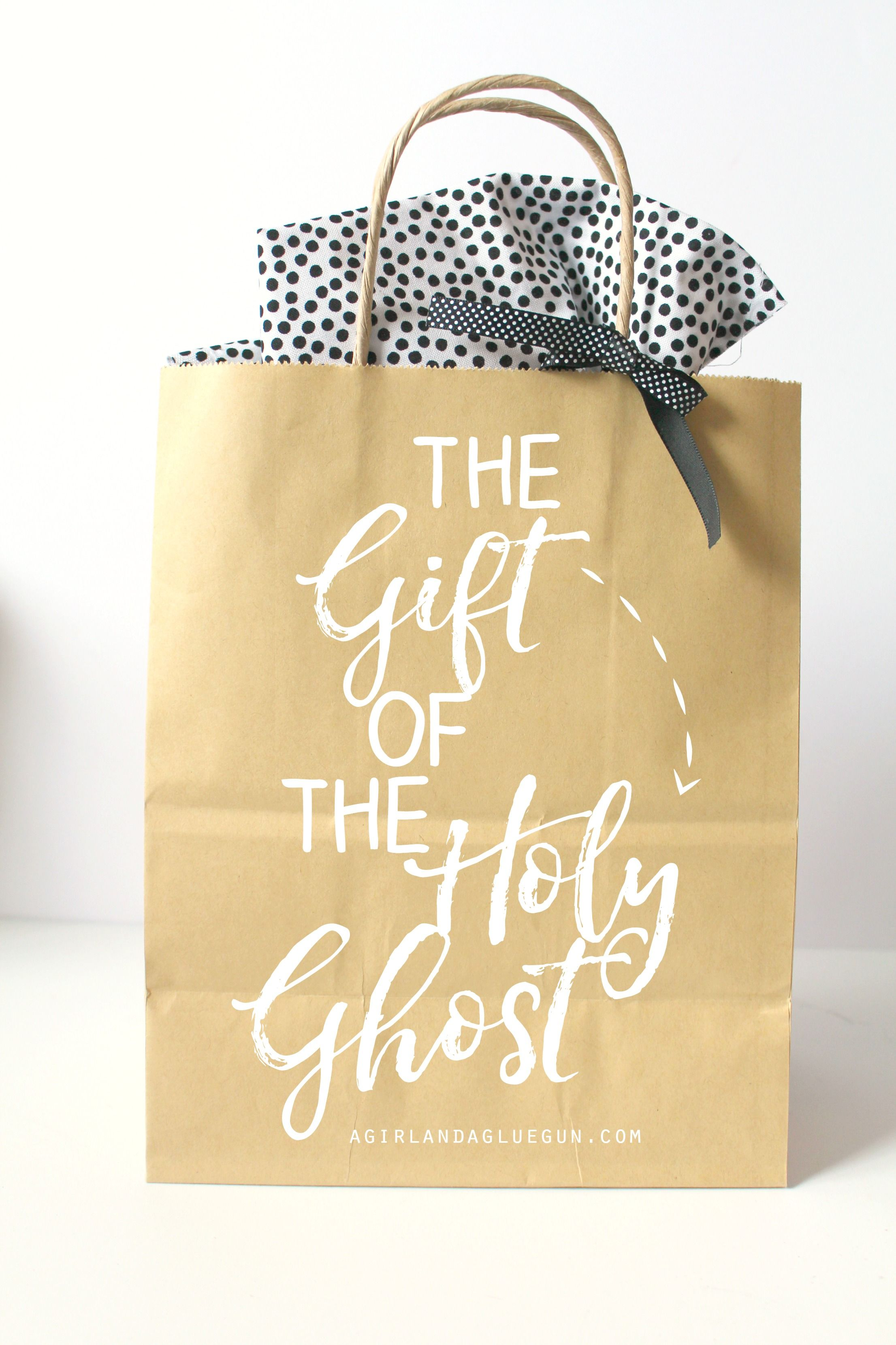 A Fun Lesson On The T Of The Holy Ghost