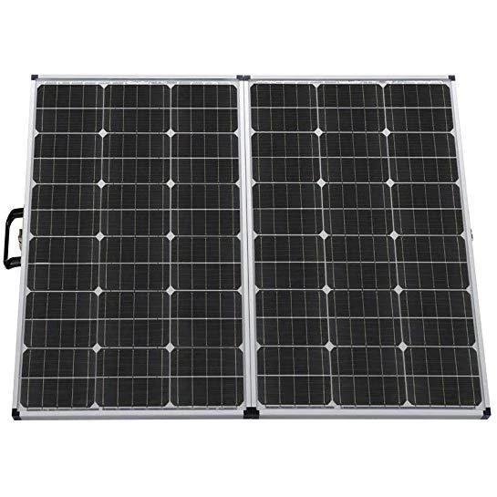 Zamp Solar 140w Portable Solar Kit Solar Panels Solar Energy Diy Solar Energy Panels