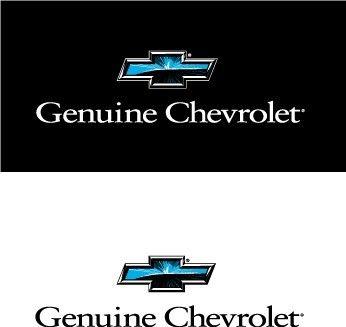 Chevrolet Genuine Logo Vector Free Graphic Design Art Logos