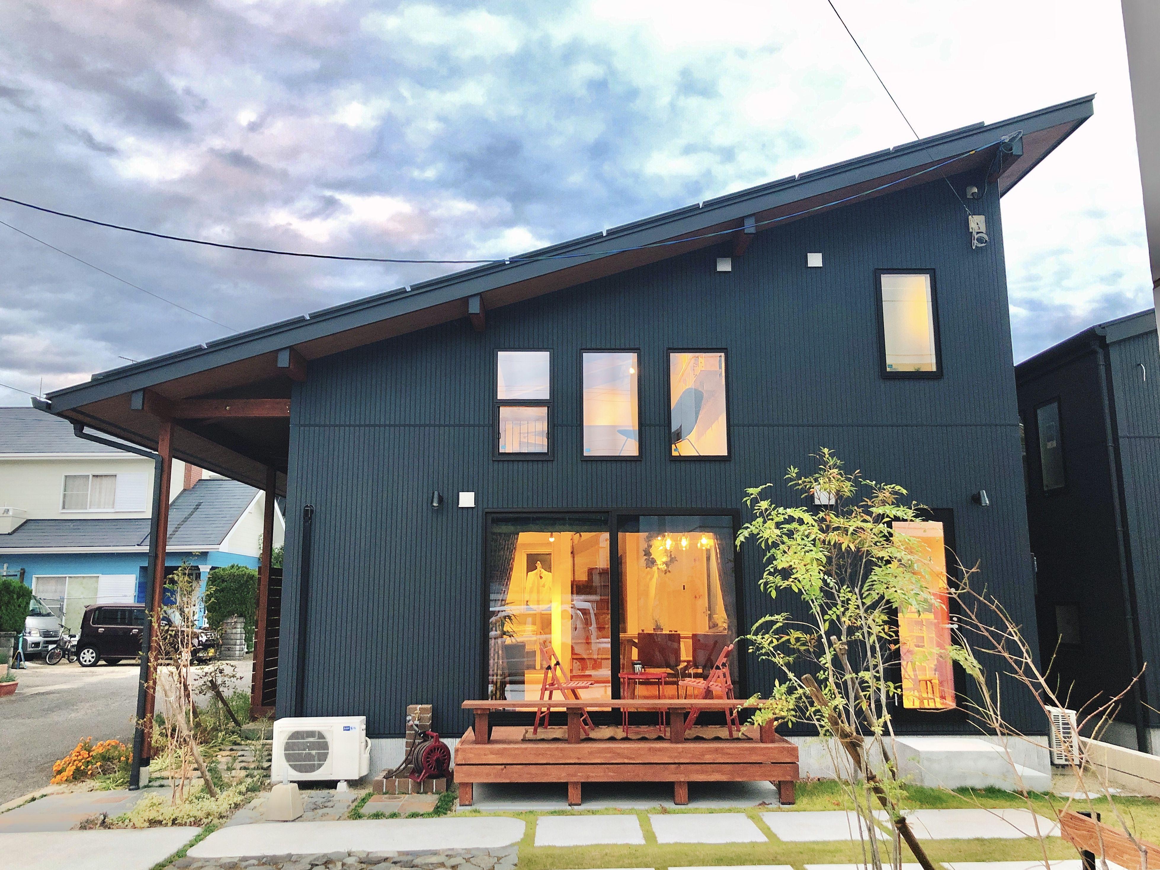 Loafer1 5 時津町 長崎で家を建てるならマイハウス 平屋外観