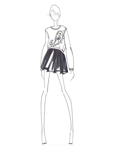 fashion designing sketches 2013 knowing more about