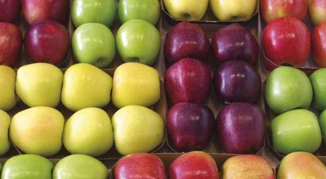 Los 7 alimentos de supermercados que debes evitar sí o sí, por ejemplo las manzanas, bayas y frutillas pueden ser tóxicas http://bit.ly/1Bc49W9 | bit.ly/ComOrganica