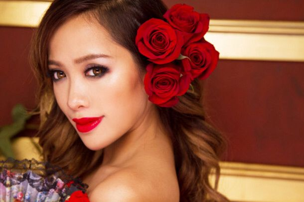 Mexican Hairstyle Romantic Makeup Michelle Phan Mexican Hairstyles