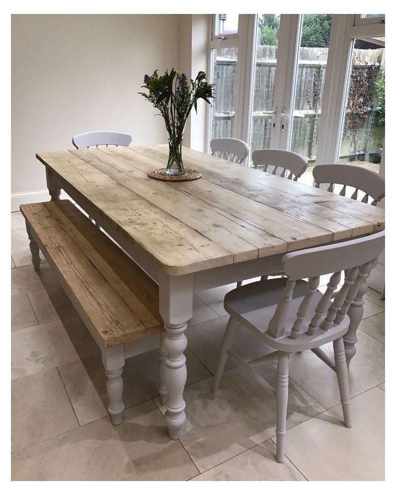 21++ Table farmhouse style ideas in 2021