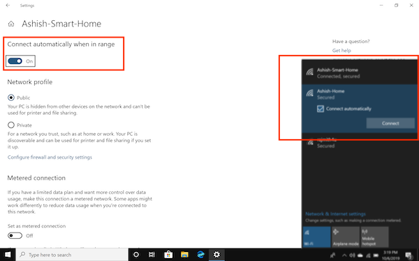 Windows 10 Does Not Connect To Wifi On Startup Make It Automatically Connect Windows 10 Start Up Wifi