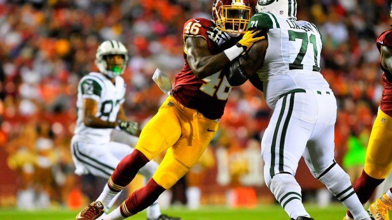 Redskins Have Several Defensive Starters-in-Waiting