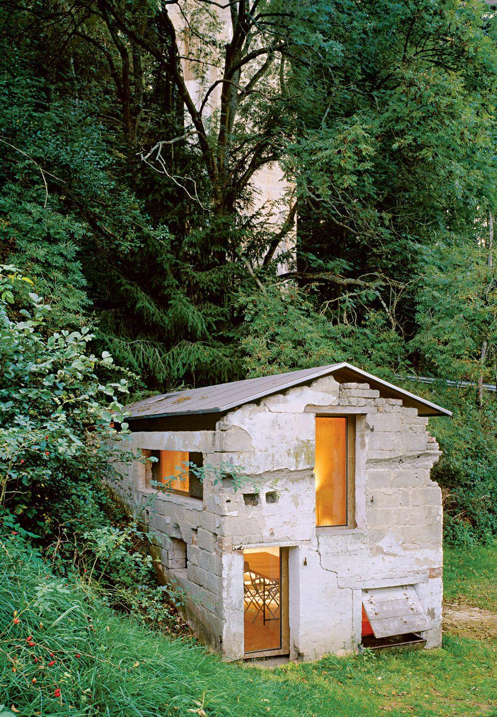 La casa nella casa promo legno a cabin someplace for Architettura interni case