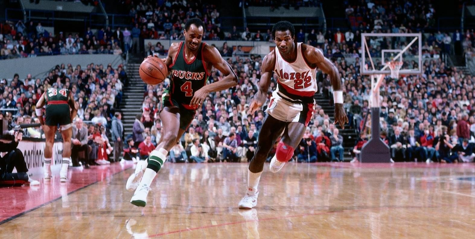 Sidney Moncrief Basketball legends Pinterest