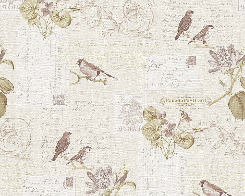 Catálogo papel pintado pared Dekora Naruta 6 de AS CREATION, papeles ...