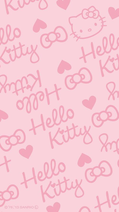 Hello Kitty wallpaper | HK ️ | Pinterest | Hello kitty