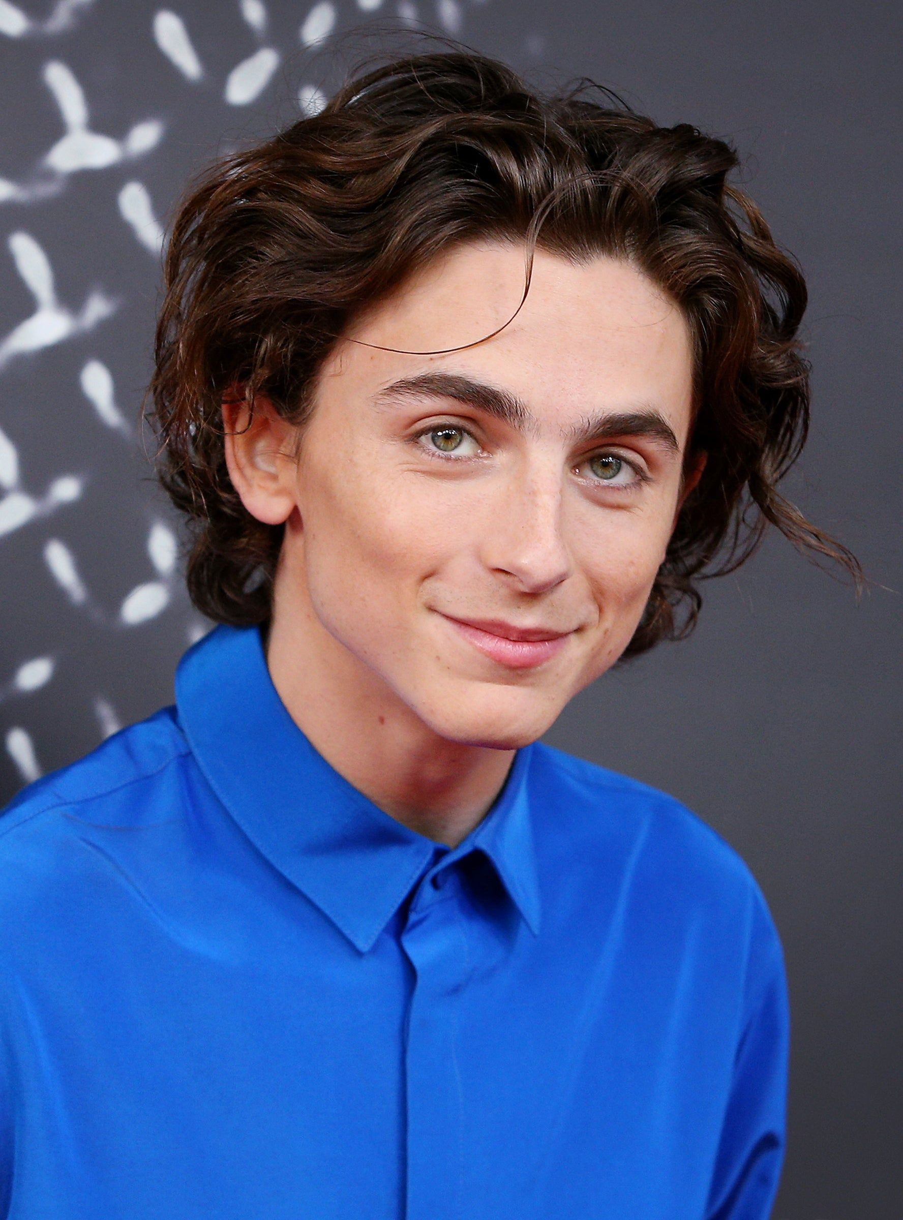 Acting With Emma Watson Nearly Sent Timothée Chalamet To Therapy