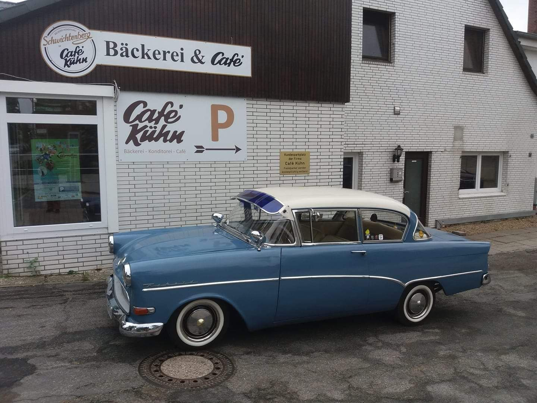 Pin van Willem Boomsluiter op Opel Oldtimers