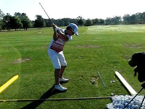 If The Swingyde Golf Swing Training Aid Can Work For This