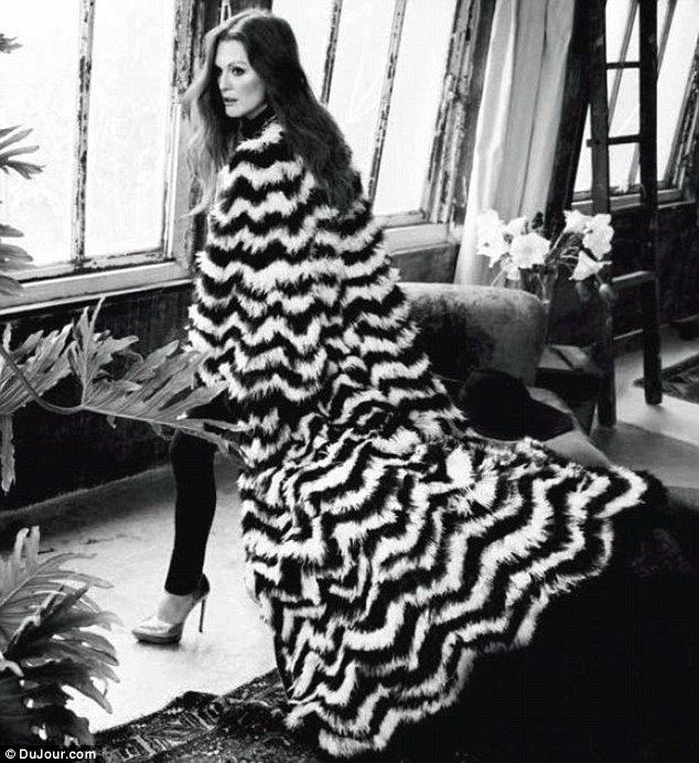 Julianne moore 52 opens up on why she thinks age is only a number in fashion magazine