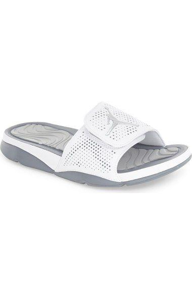 NIKE 'Jordan Hydro 5' Sandal (Men). #nike #shoes #sandals